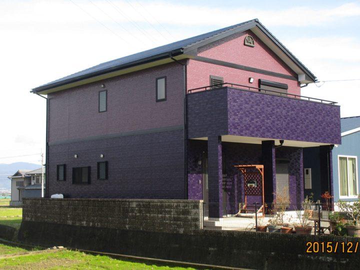 山川町N様邸 外壁塗装工事