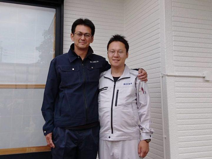 徳島市南矢三町 M様邸 屋根塗装・外壁塗装