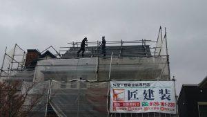 外壁塗装 屋根塗装 匠建装