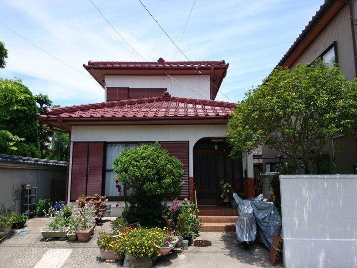 鳴門市撫養町 H様邸 屋根塗装・外壁塗装工事
