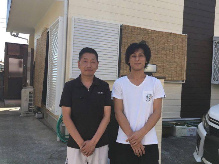 小松島市横須町 O様邸 屋根塗装・外壁塗装工事