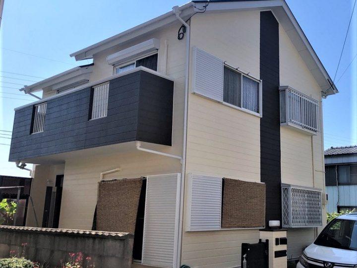 小松島市横須町 O様邸 屋根・外壁塗装工事