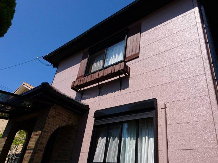 鳴門市撫養町 O様邸 屋根塗装・外壁塗装工事