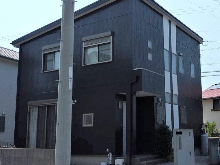 徳島市川内町 I様邸 外壁塗装工事