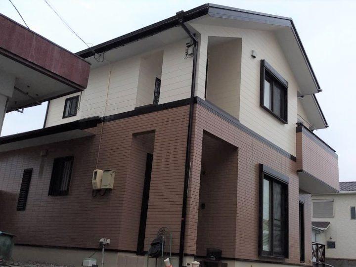 鳴門市里浦町 F様邸 屋根塗装 外壁塗装