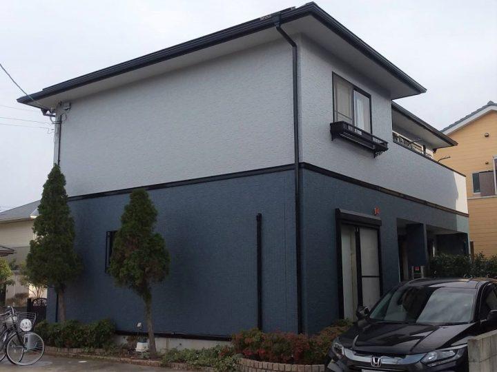 板野郡北島町 I様邸 屋根塗装 外壁塗装