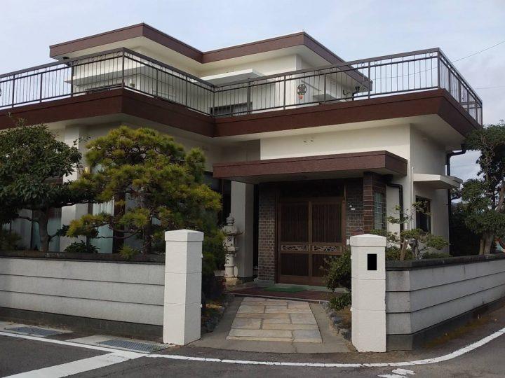 徳島市応神町 H様邸 屋根塗装 外壁塗装