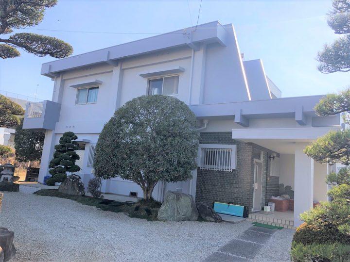 徳島市 川内町 K様邸 屋根塗装 外壁塗装
