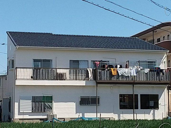 徳島市北沖洲 M様邸 屋根塗装 外壁塗装