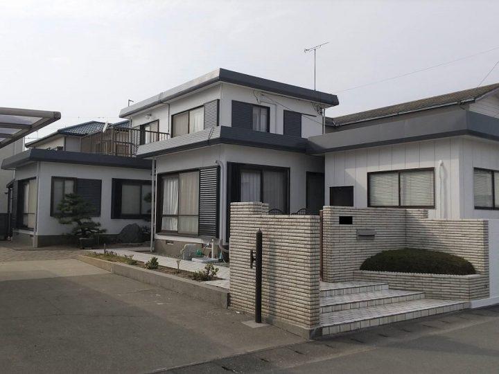小松島市間新田町 T様邸 屋根塗装 外壁塗装