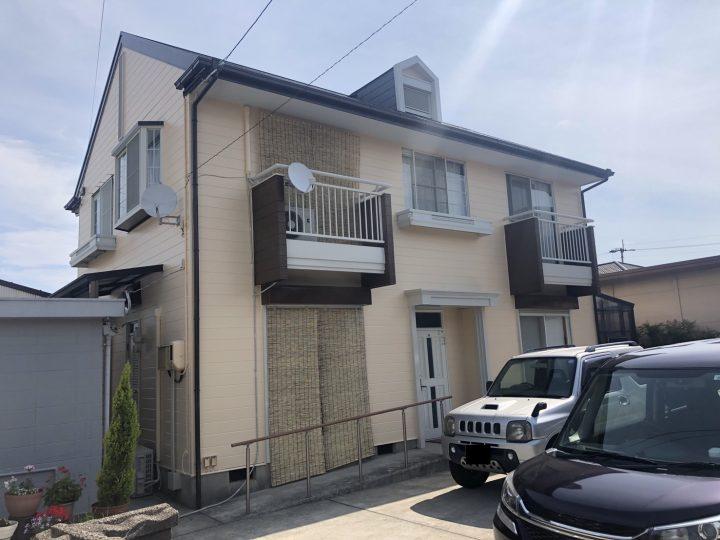 板野郡松茂町 T様邸 屋根塗装 外壁塗装