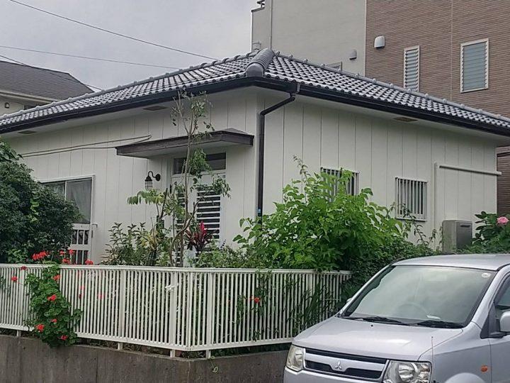 徳島市北沖洲 O様邸 屋根塗装 外壁塗装