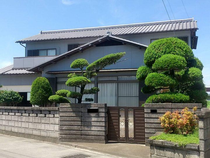 徳島市川内町 T様邸 外壁塗装