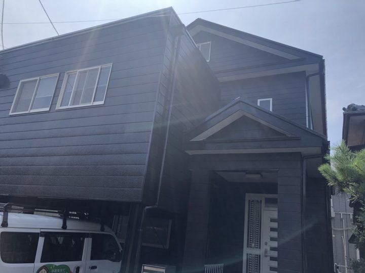 徳島市国府町 M様邸 屋根塗装 外壁塗装