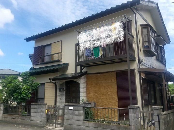 徳島市春日 M様邸 屋根塗装 外壁塗装