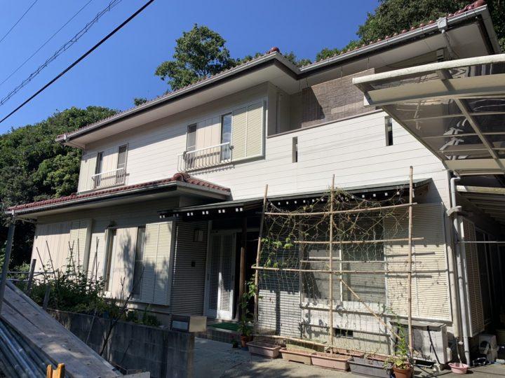 鳴門市瀬戸町 M様邸 屋根塗装