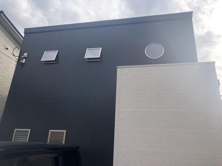 徳島市上八万町 K様邸 外壁塗装