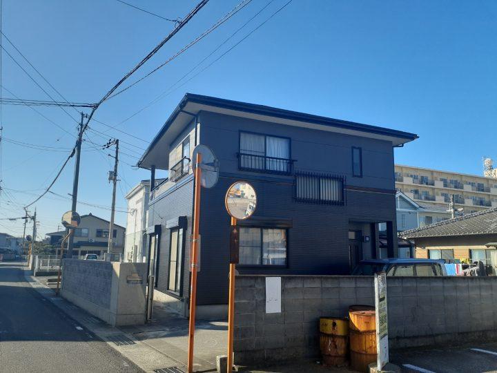 徳島市国府町 A様邸 屋根塗装 外壁塗装