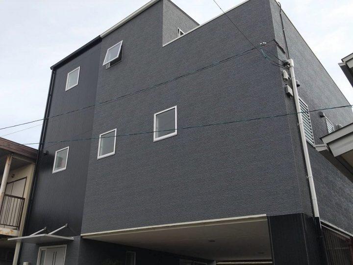 板野郡松茂町 M様邸 屋根塗装・外壁塗装