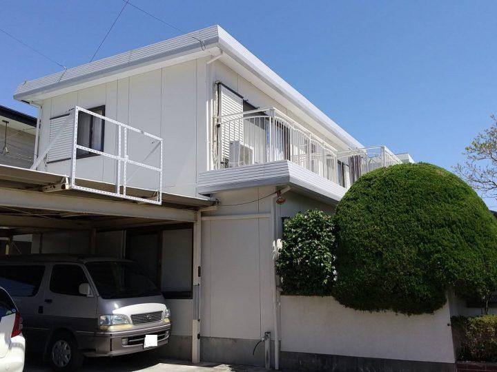 徳島市国府町 N様邸 屋根塗装・外壁塗装