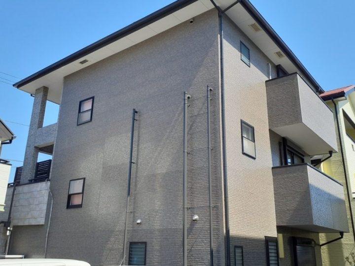 徳島市津田本町 O様邸 屋根塗装・外壁塗装