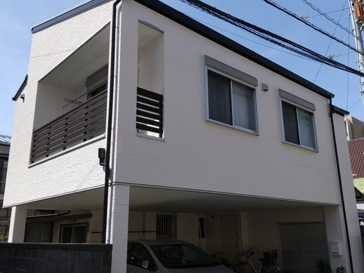 徳島市春日 Y様邸 屋根塗装・外壁塗装
