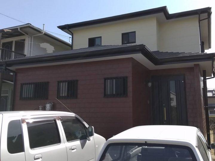 鳴門市鳴門町 O様邸 屋根塗装・外壁塗装