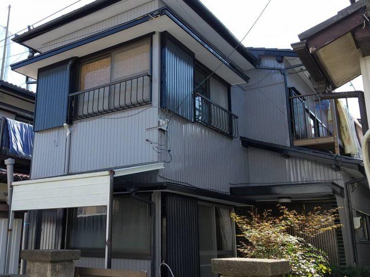 徳島市住吉 K様邸 屋根塗装・外壁塗装
