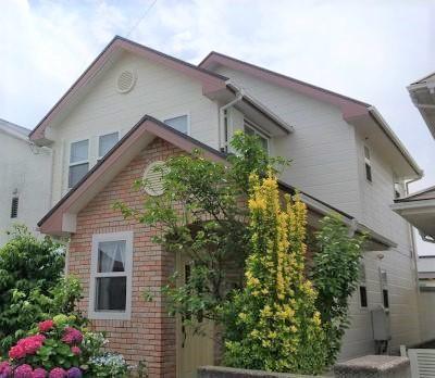 板野郡松茂町 Y様邸 屋根塗装 外壁塗装