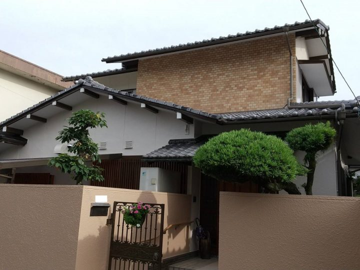 徳島市八万町 T様邸 外壁塗装 屋根塗装