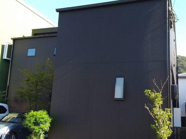 徳島市南佐古 K様邸 外壁塗装 リフォーム工事 防水工事