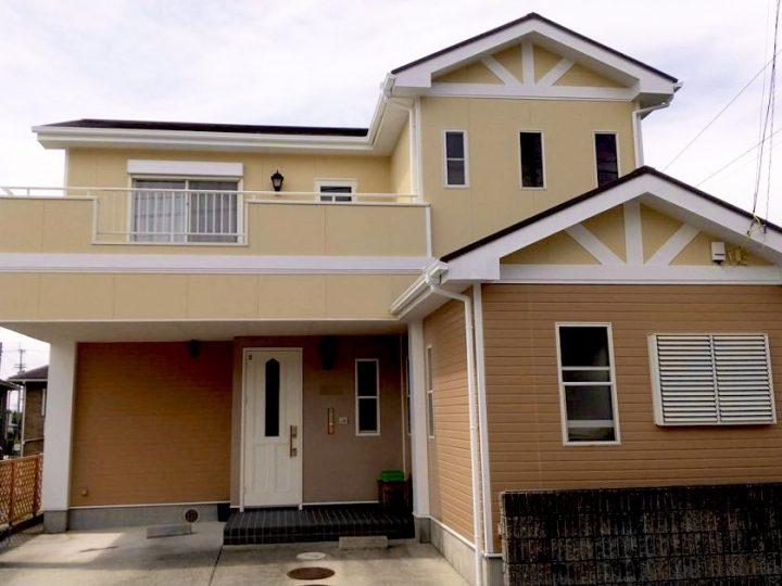 板野郡板野町 T様邸 屋根葺き替え工事・外壁塗装