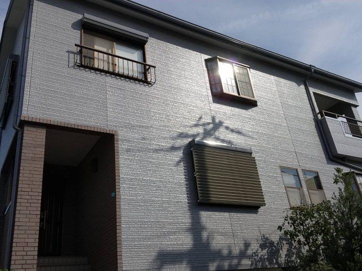 徳島市福島 W様邸 屋根塗装 外壁塗装