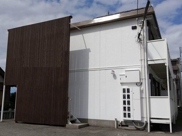 板野郡松茂町 R松茂様 外壁塗装