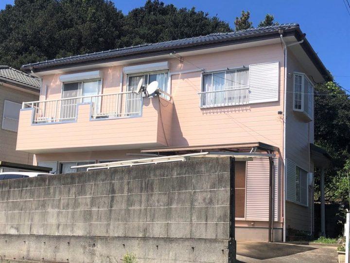 鳴門市里浦町 Y様邸 屋根塗装・外壁塗装